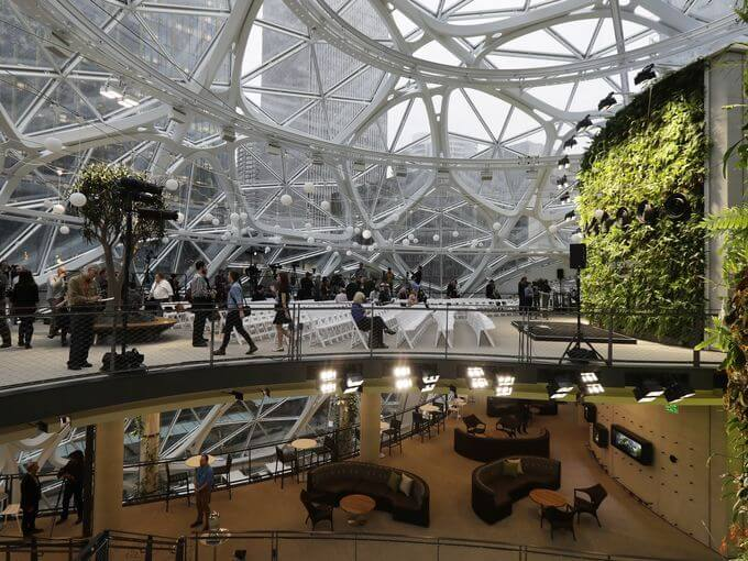 Amazon Spheres seattle 5 (1)