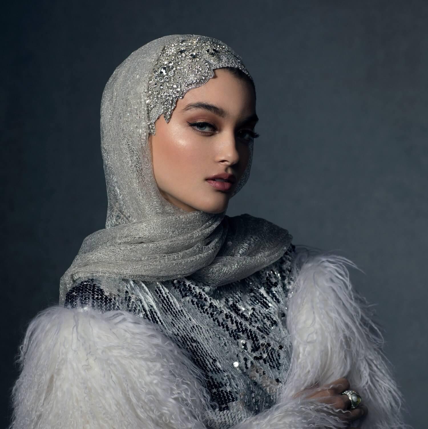 Melanie Elturk luxury hijab 4 (1)