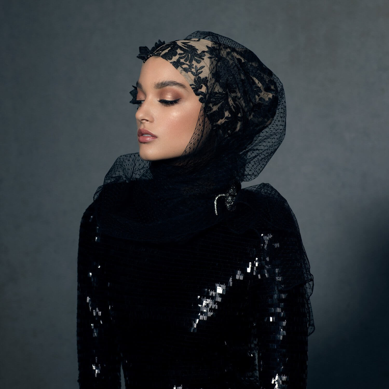 Melanie Elturk luxury hijab 5 (1)