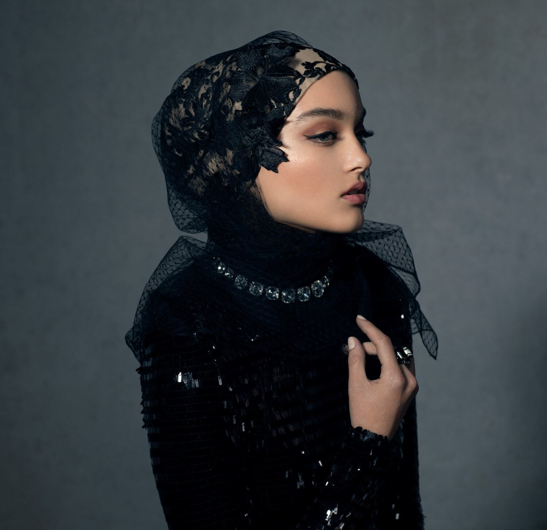Melanie Elturk luxury hijab 7 (1)