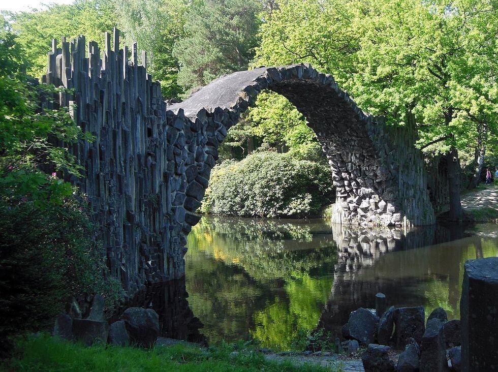 Rakotzbrücke Devil's Bridge 4 (1)