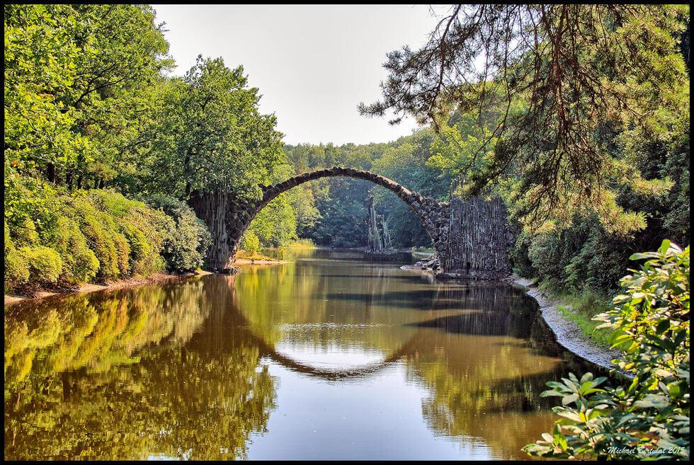 Rakotzbrücke Devil's Bridge 5 (1)