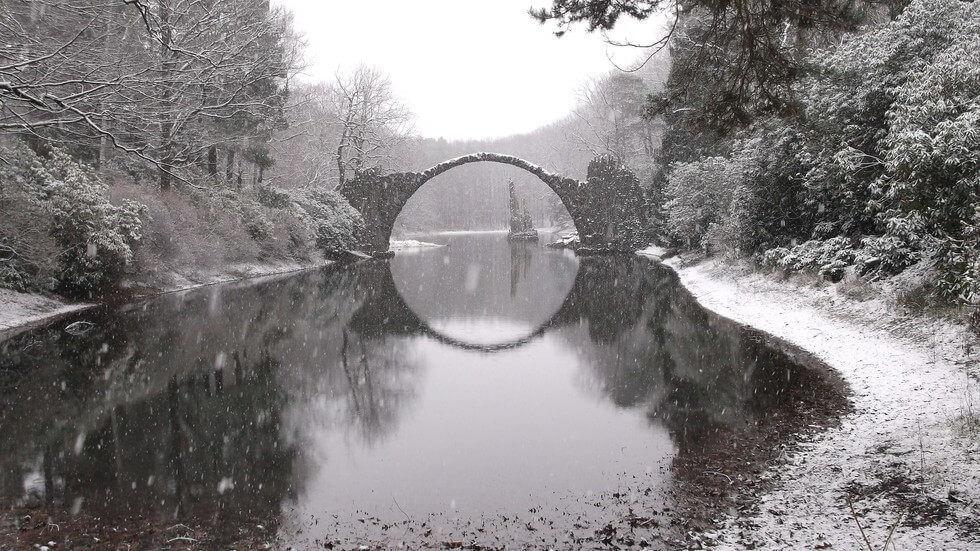 Rakotzbrücke Devil's Bridge 6 (1)
