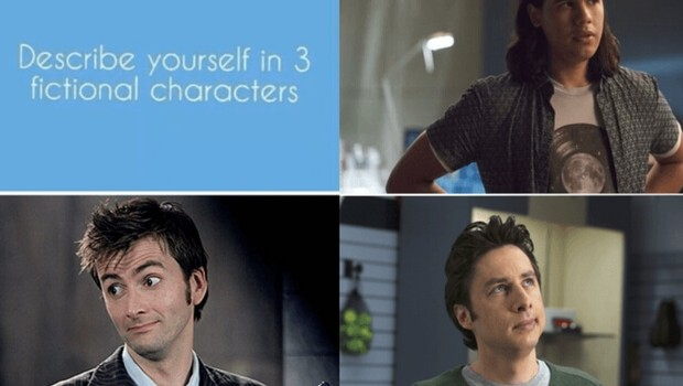 describe yourself with 3 fictional characters feat (1)