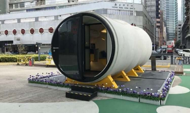 micro apartments from water tubes 6 (1)