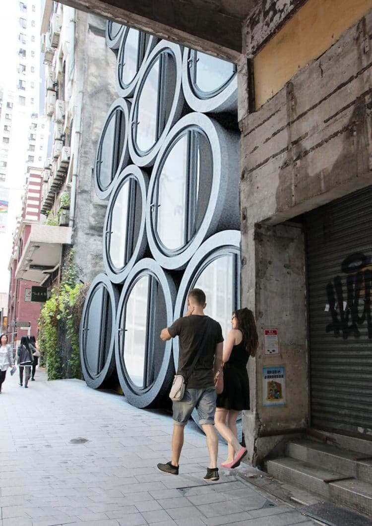 micro apartments from water tubes 8 (1)
