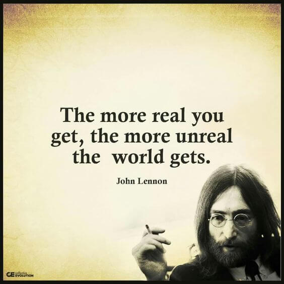 John Lennon Quotes About Life And Happiness: 20 Of The Best Quotes By John Lennon
