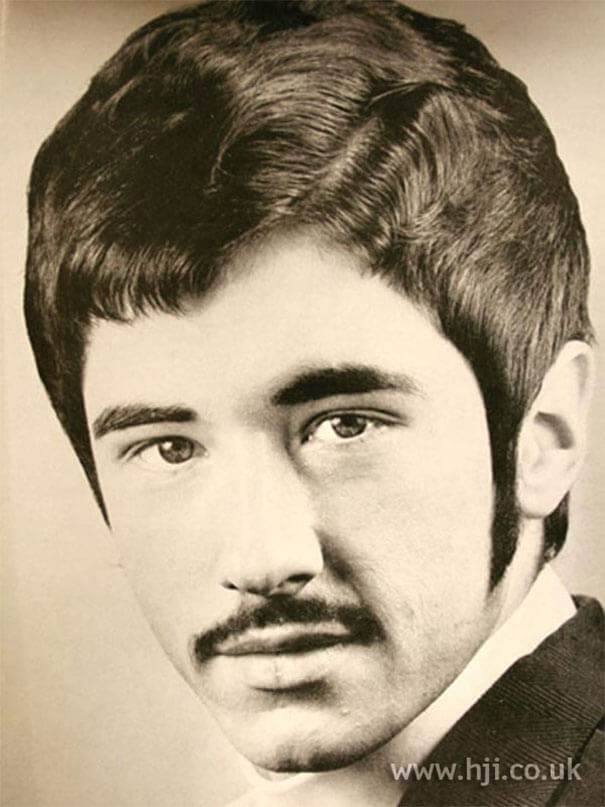 These 60s Mens Hairstyle Photos Are Proof Your Dad Was ...