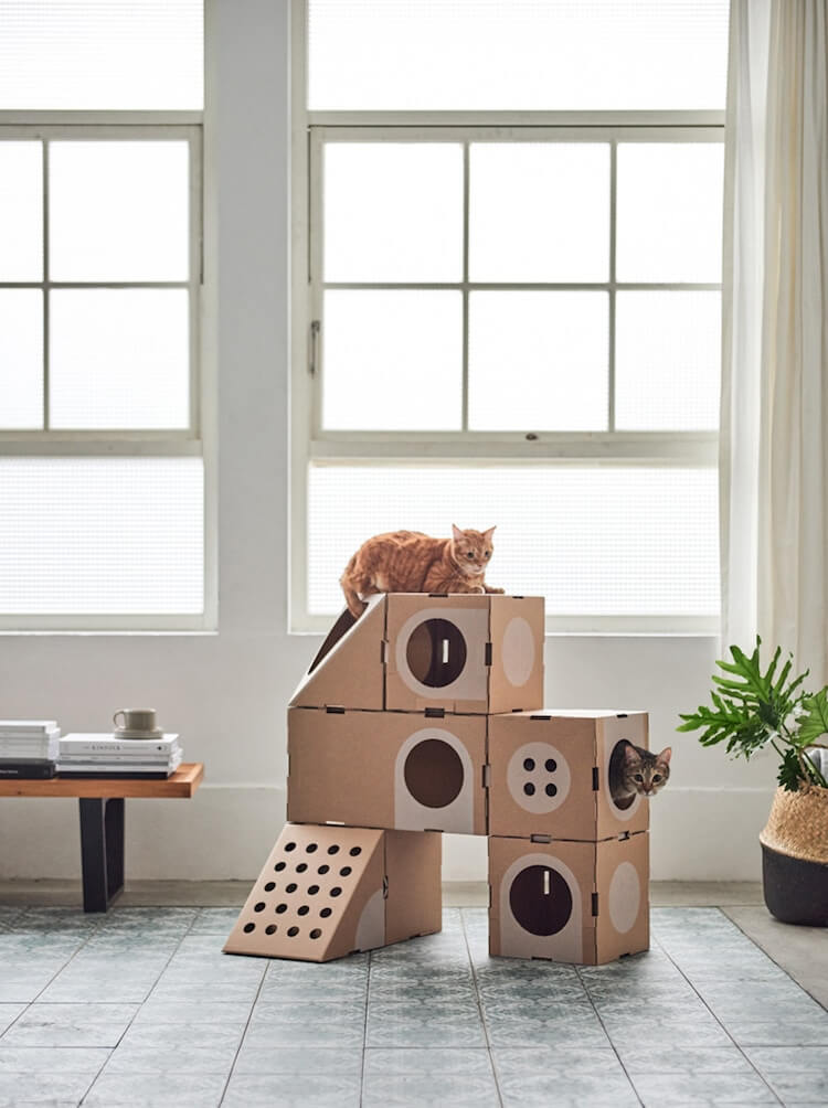 Cardboard Furniture for Cats 3 (1)