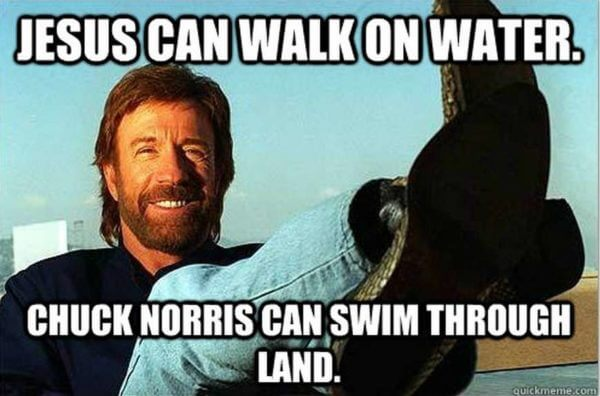 chuck norris is a badass 13