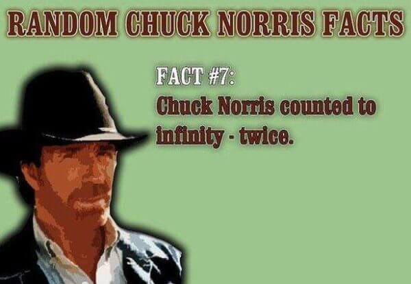 chuck norris funny lines 26