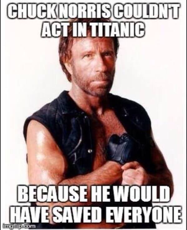 chuck norris movies 40