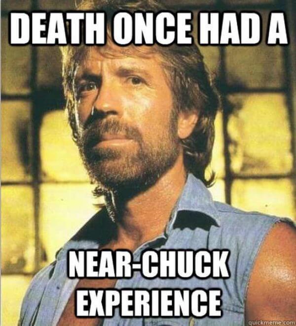 chuck norris puns 5