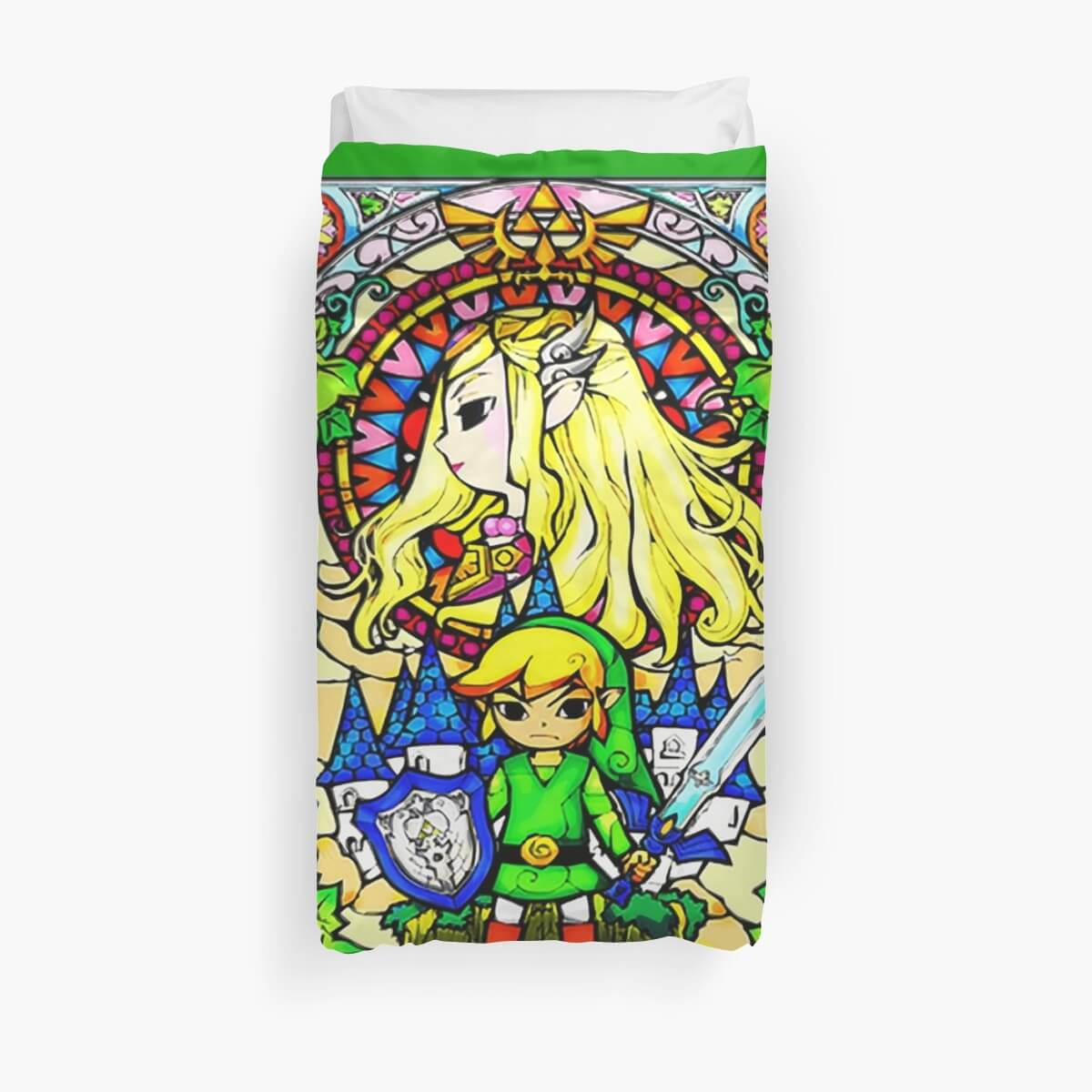 legend of zelda bedding set 6 (1)
