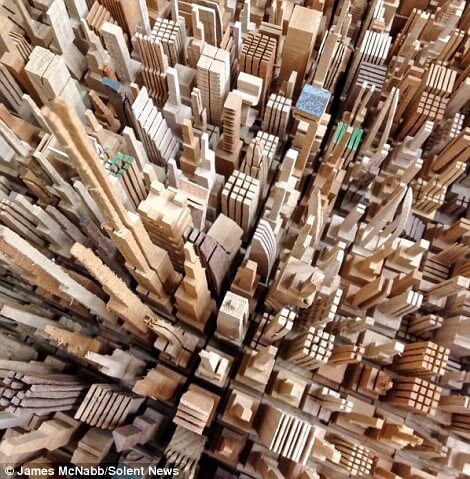 James McNabb city skyline wood 3 (1)