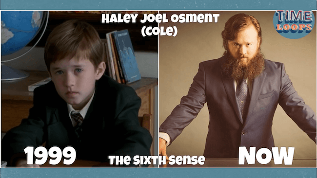 Haley joel osment on playing