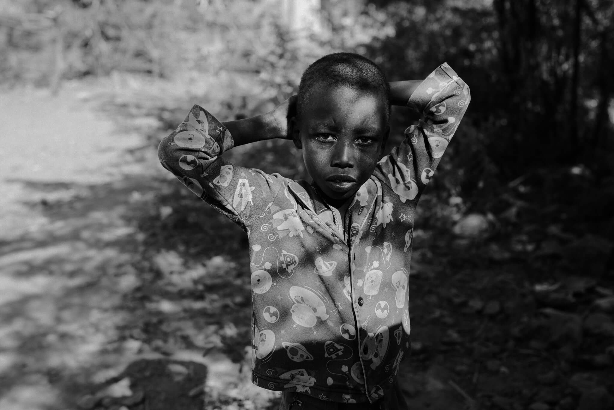 Winners of 2017 Black and White Child Photo Competition 10 (1)