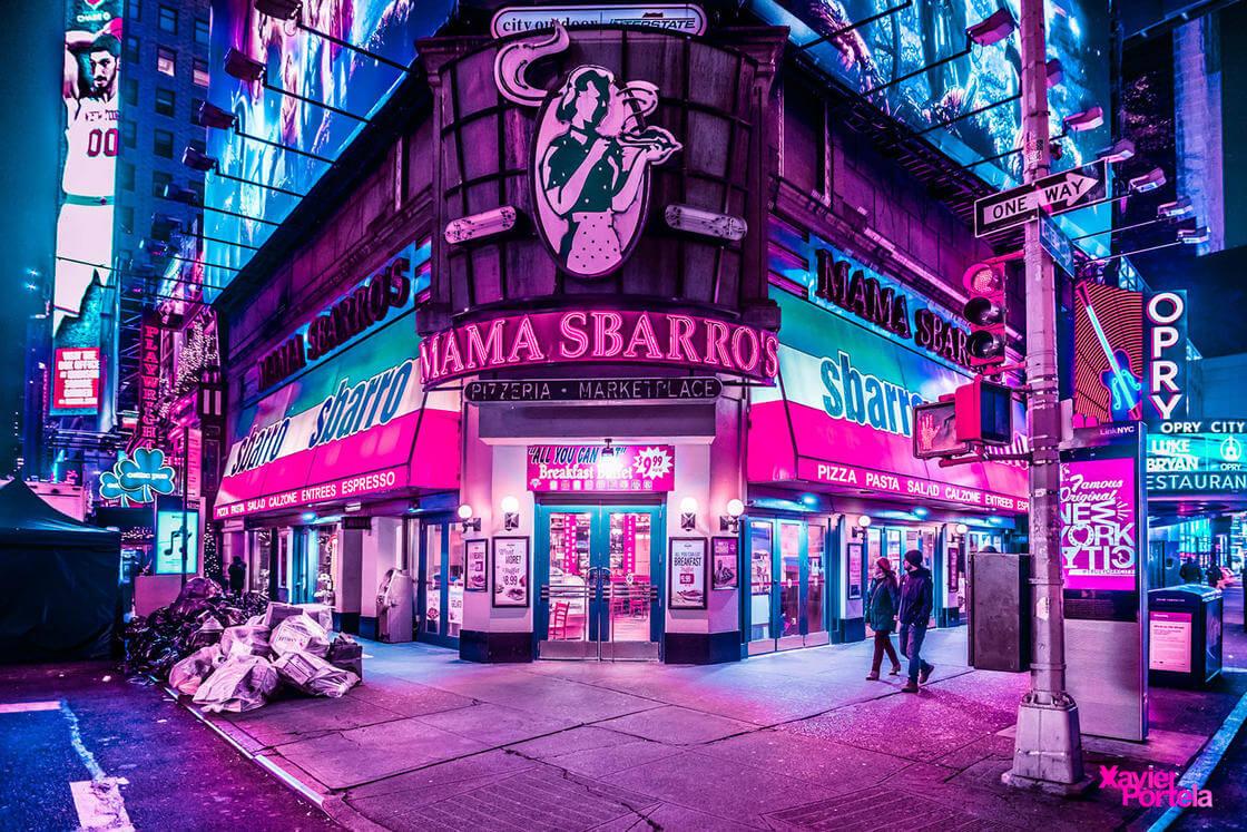 Xavier Portela new york glow 2 (1)