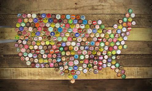 bottle cap crafts 18 (1)