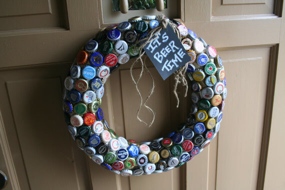 bottle cap crafts 19 (1)