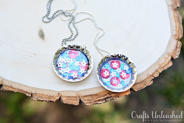 bottle cap crafts 20 (1)