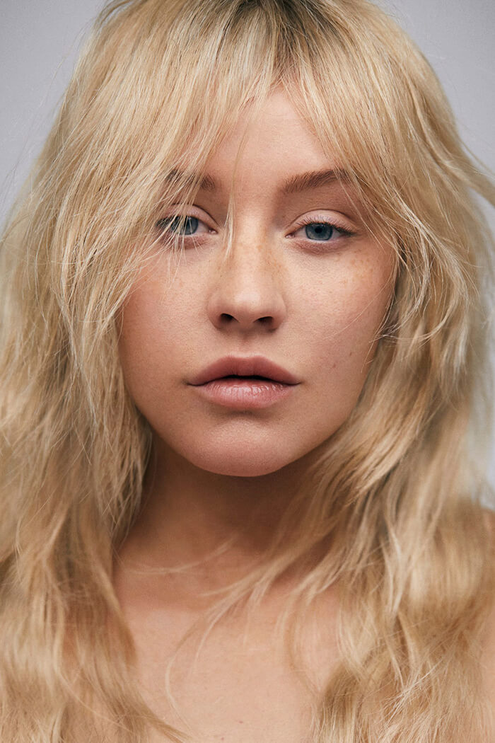 christina aguilera no makeup 2 (1)