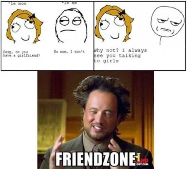 How to friendzone a girl online dating