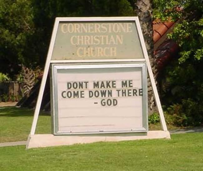 funny church signs 1 (1)
