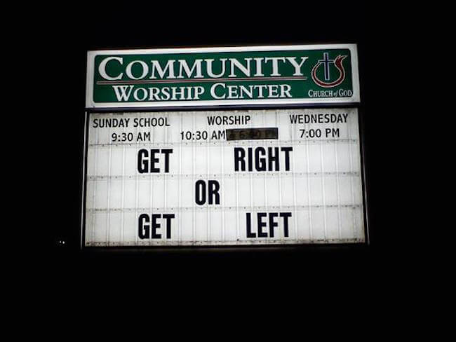 funniest church signs 10 (1)