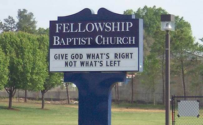 funny church signs 2 (1)