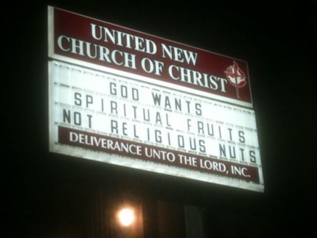 funny church entrence signs 25 (1)