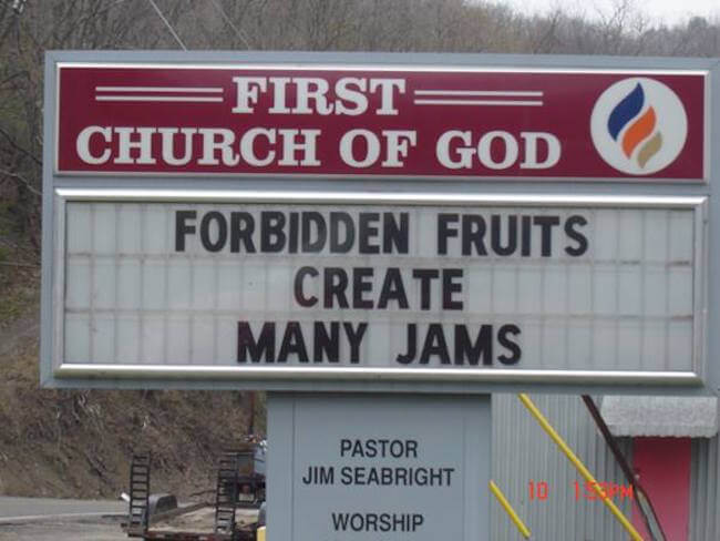 funniest church signs 9 (1)