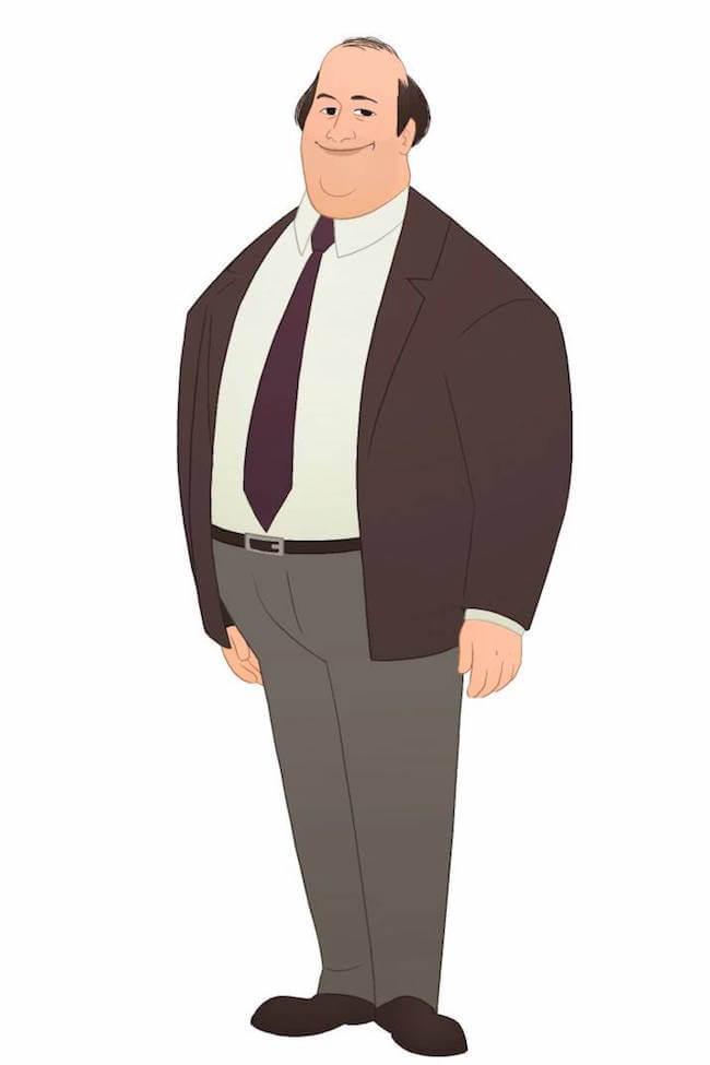office characters animated marisa livingston 11 (1)