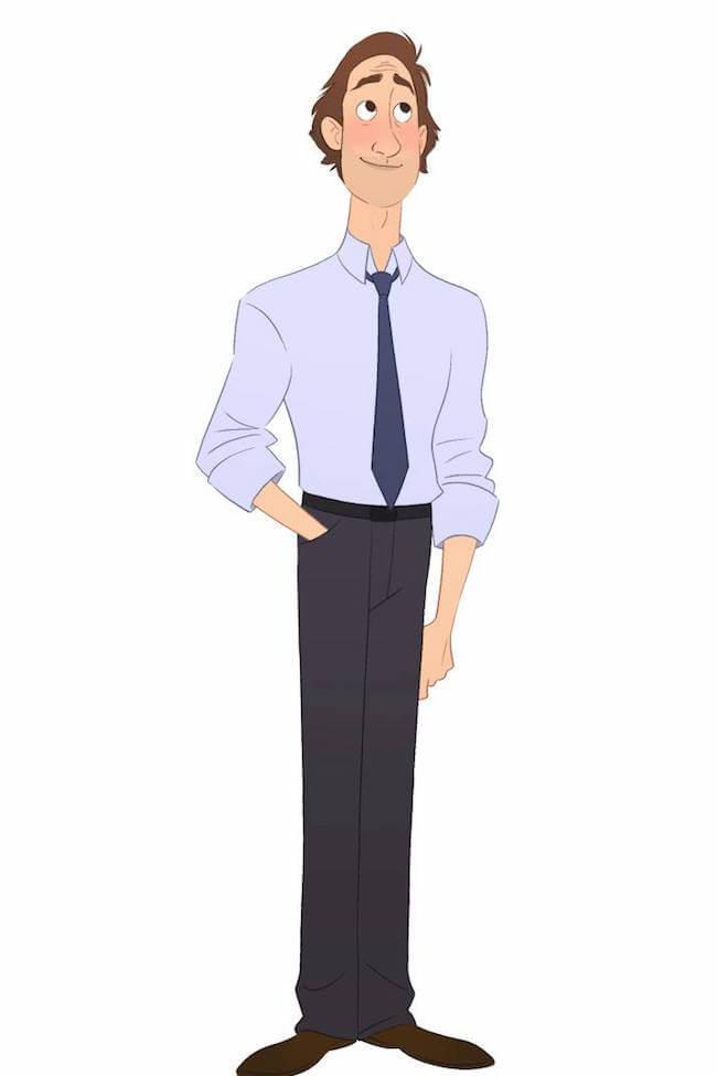 office characters animated marisa livingston 5 (1)
