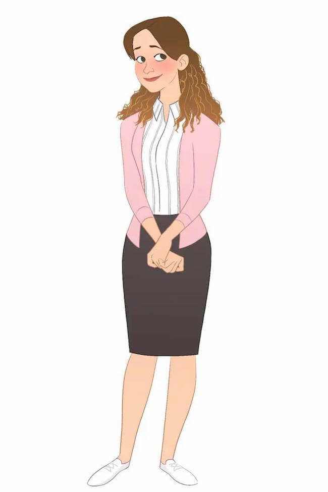 office characters animated marisa livingston 6 (1) (1)