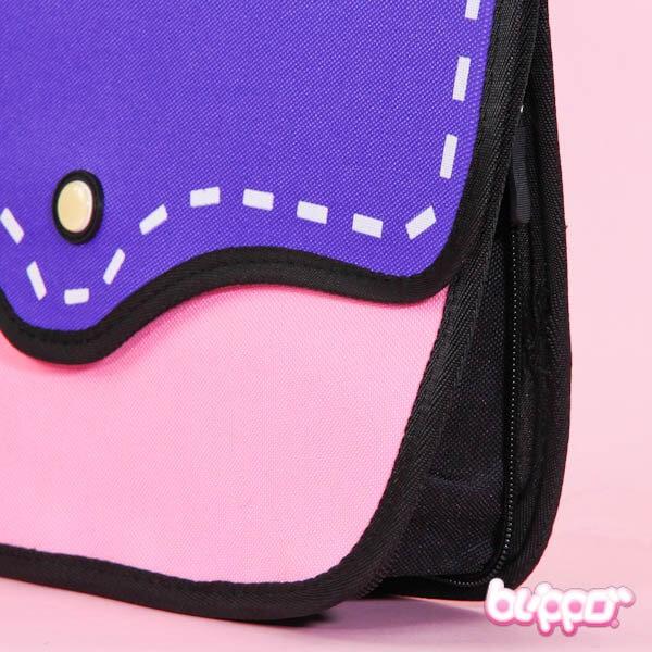 2D Cartoon Shoulder Bag 3 (1)