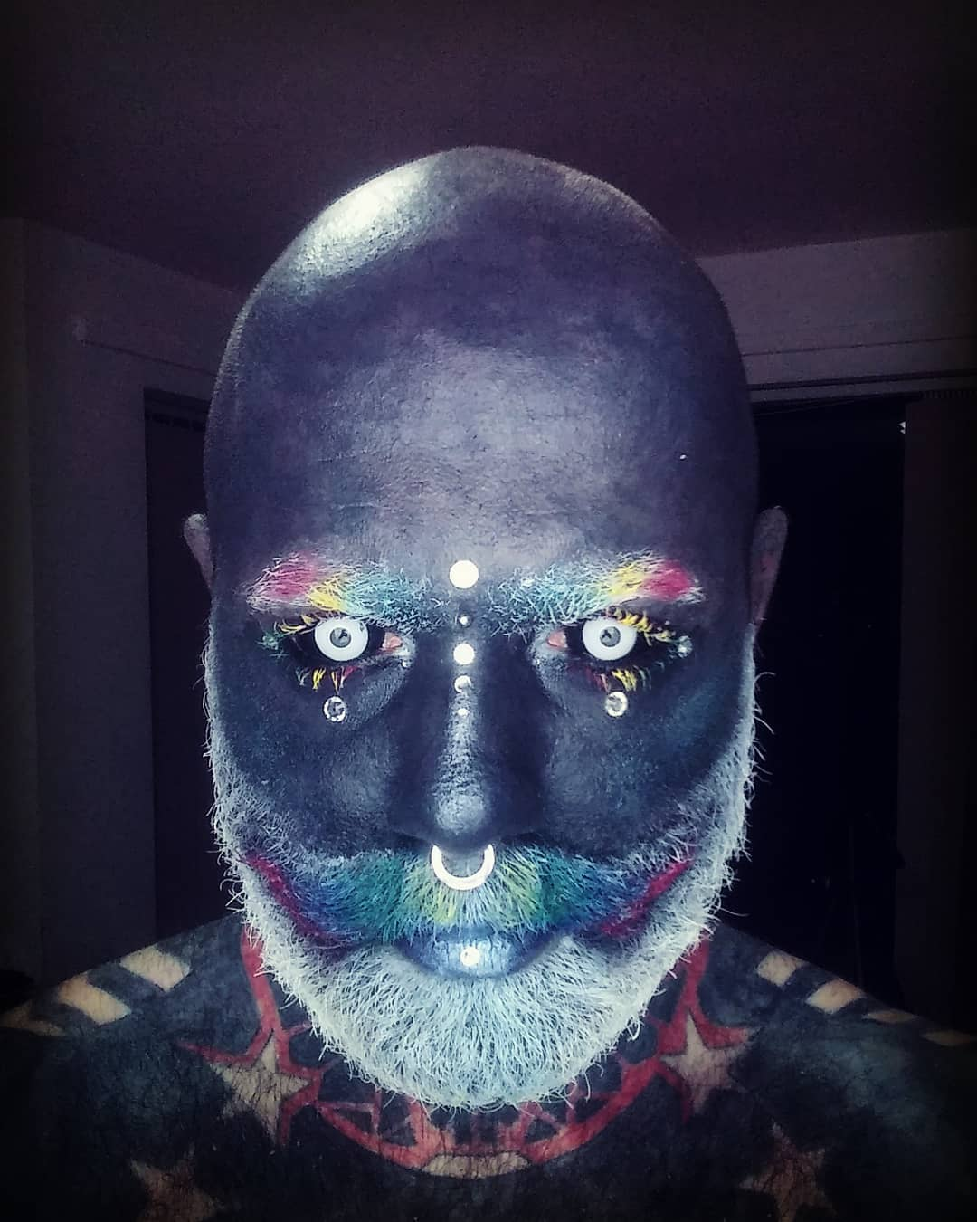 Adam Curlykale tattoo guy 1