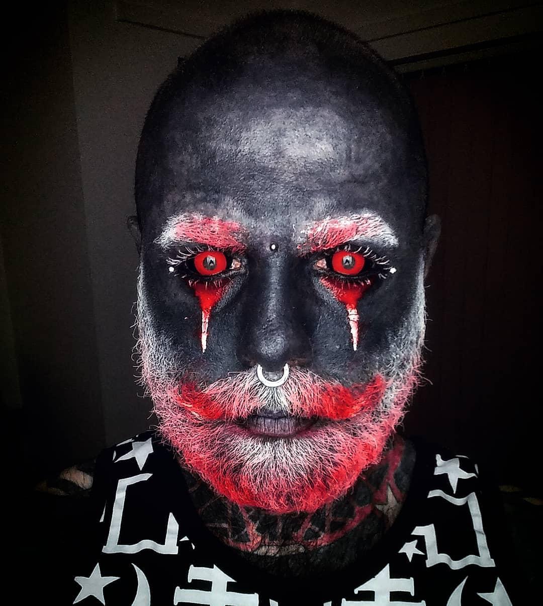 Adam Curlykale tattoo guy 2