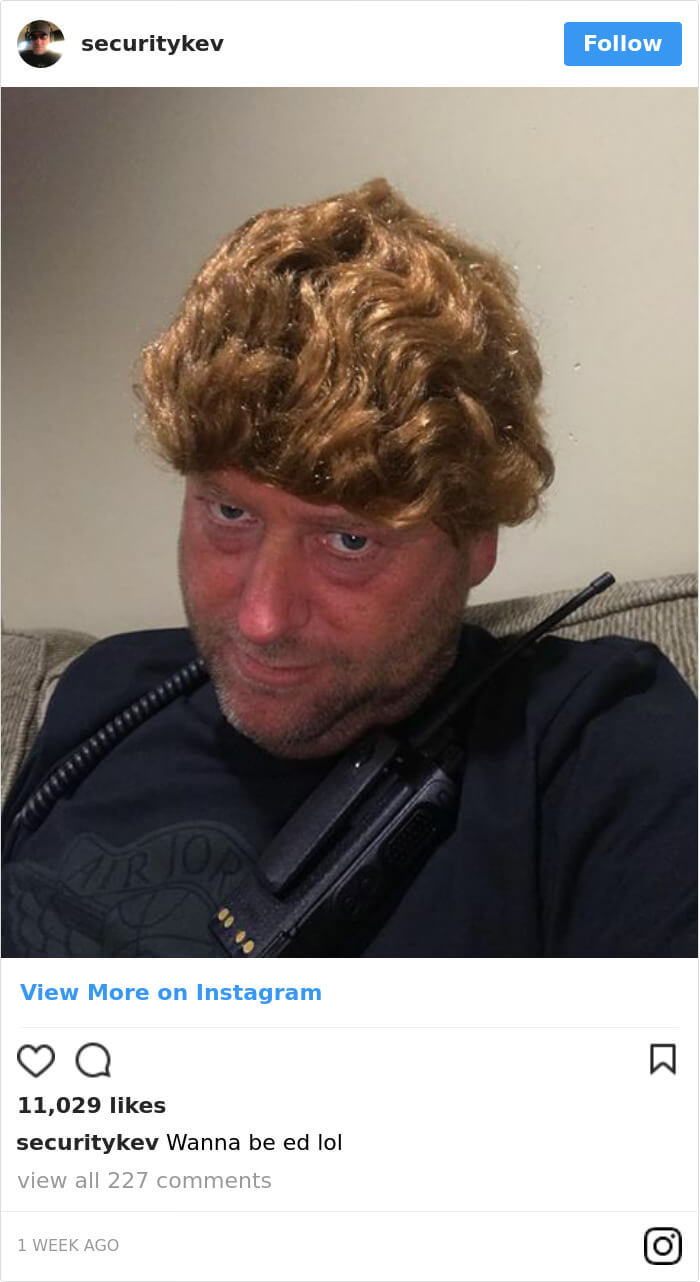 Ed Sheeran hilarious body guard instagram 11 (1)
