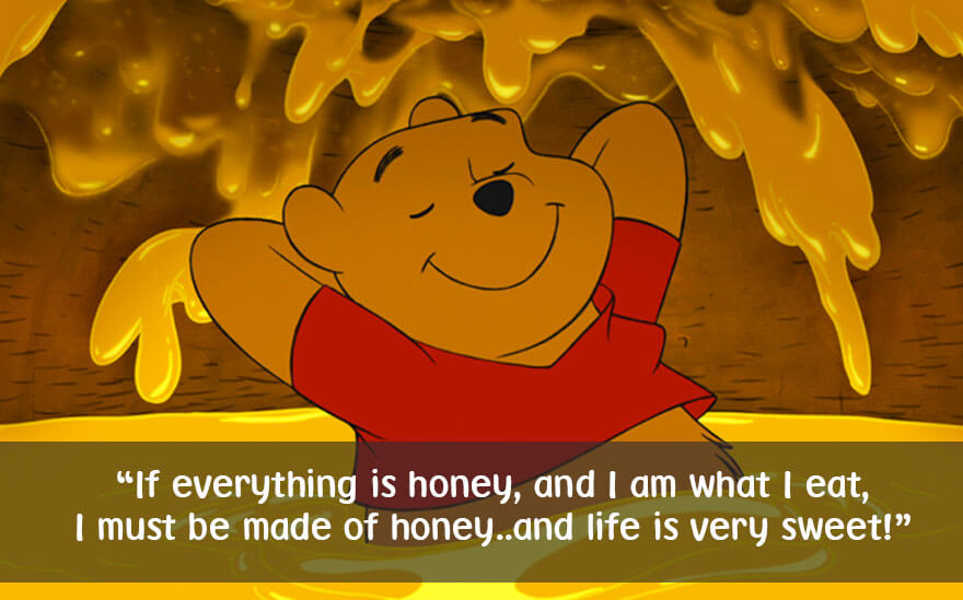 33 winnie the pooh quotes to celebrate honey wisdom. Black Bedroom Furniture Sets. Home Design Ideas