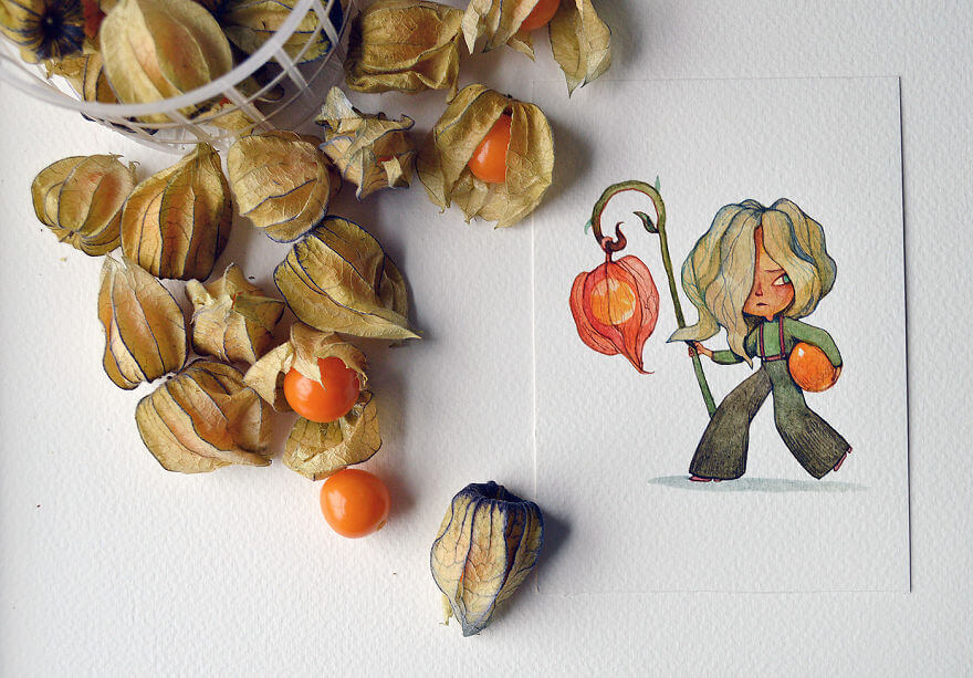 fruit characters marija tiurina 1 (1)