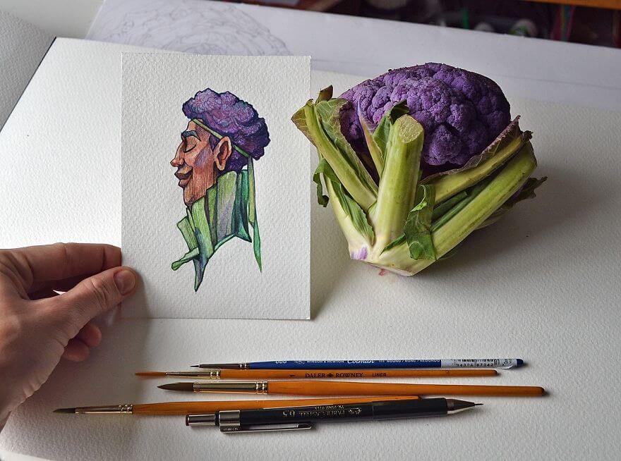fruit illustrations marija tiurina 4 (1)