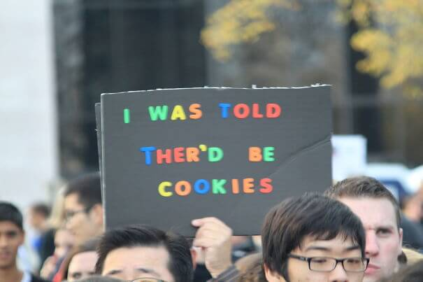 funny protesters trolling people 66 (1)