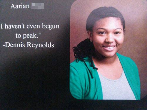 funny year book quotes 16