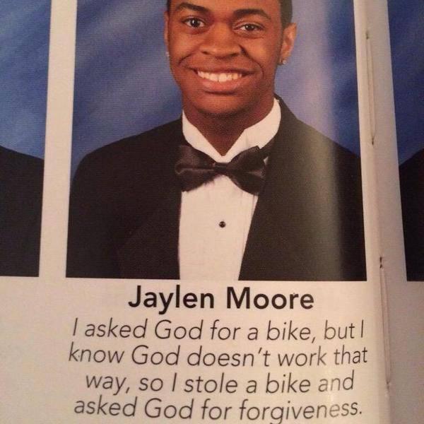 hilarious senior quotes 19