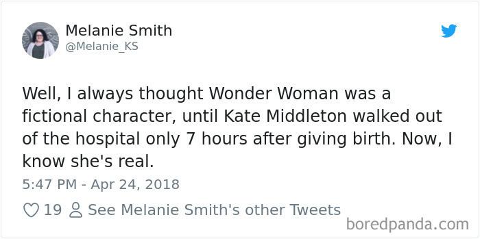 kate middleton post birth pics funny 4 (1)