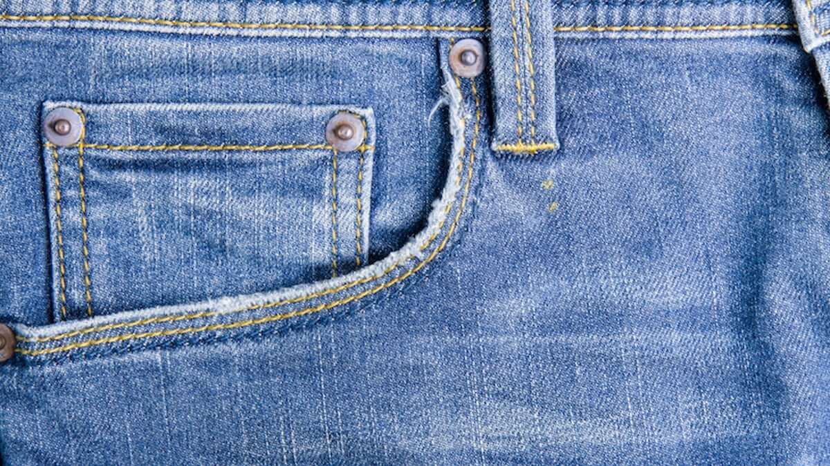 small pocket inside pocket jeans
