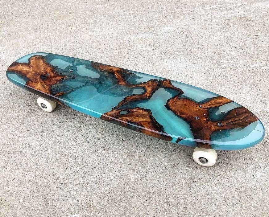wood epoxy skateboard 1 (1)