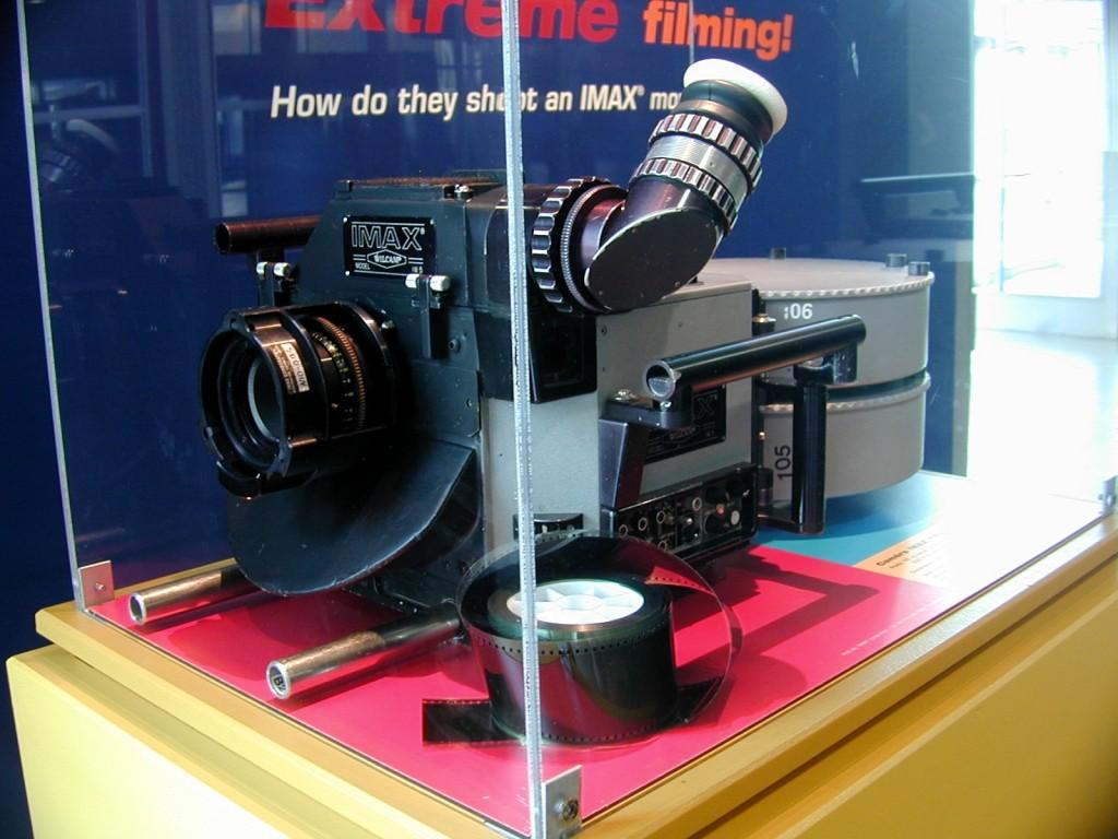 First IMAX films