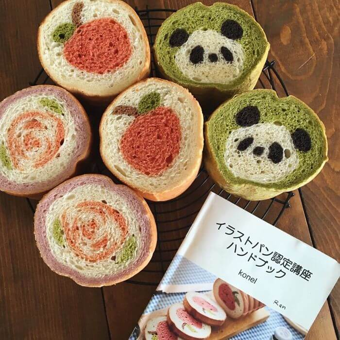 Japanese Mom konel bread 13 (1)